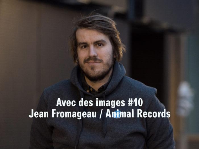 Jean Fromageau dans l'épisode #10 de l'émission Avec Des Images